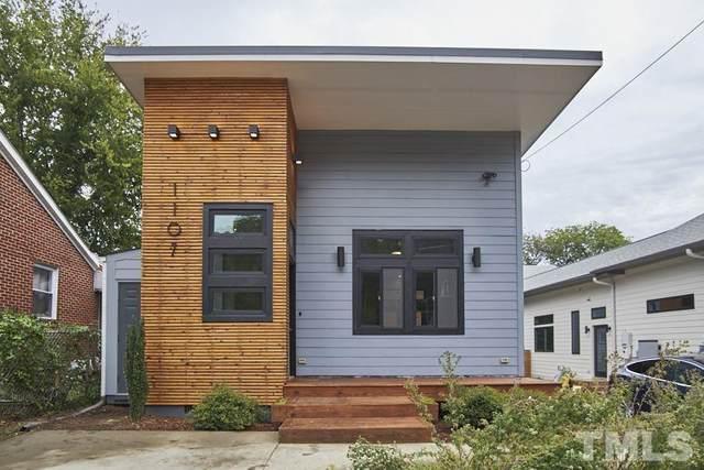 1107 Fairview Street, Durham, NC 27707 (#2344903) :: Realty World Signature Properties