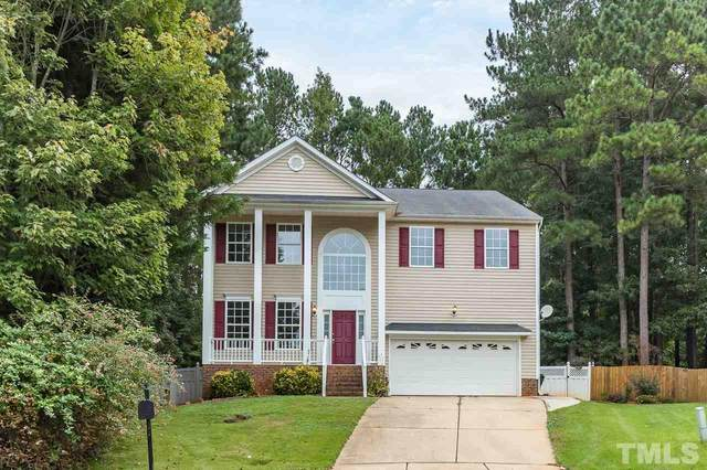 105 Full Moon Court, Garner, NC 27529 (#2344925) :: Triangle Top Choice Realty, LLC