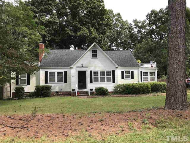 1513 Jones Franklin Road, Raleigh, NC 27606 (#2344946) :: Raleigh Cary Realty