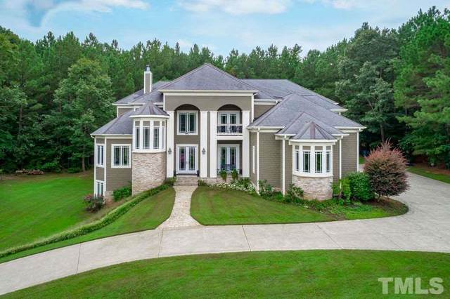 1021 Northshore Drive, Wake Forest, NC 27587 (#2344947) :: M&J Realty Group
