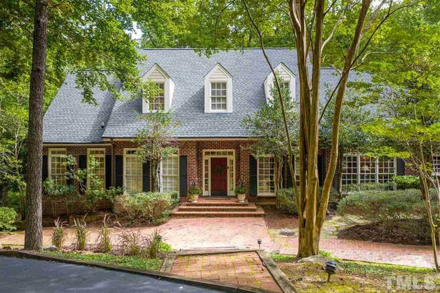 2 Crow Hollow Road, Chapel Hill, NC 27514 (#2344974) :: The Perry Group