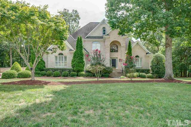 6525 Wakefalls Drive, Wake Forest, NC 27587 (#2344984) :: The Jim Allen Group