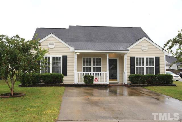 5104 Limewood Street, Knightdale, NC 27545 (#2344994) :: Saye Triangle Realty
