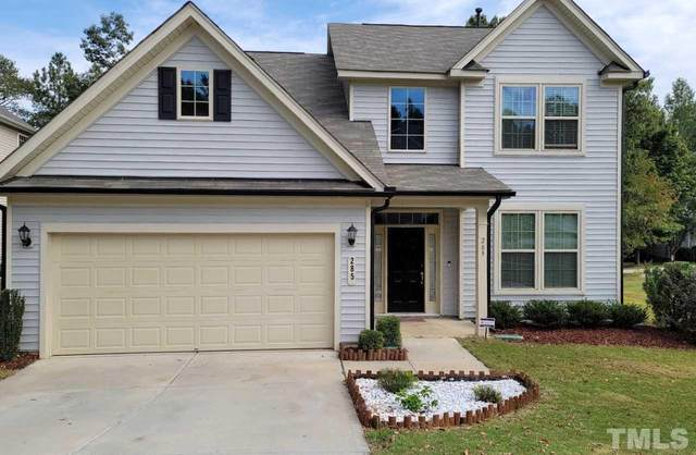 285 Clubhouse Drive, Youngsville, NC 27596 (#2345007) :: Team Ruby Henderson