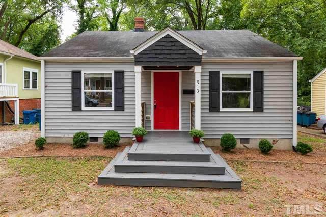 913 Sedgefield Street, Durham, NC 27705 (#2345013) :: Raleigh Cary Realty