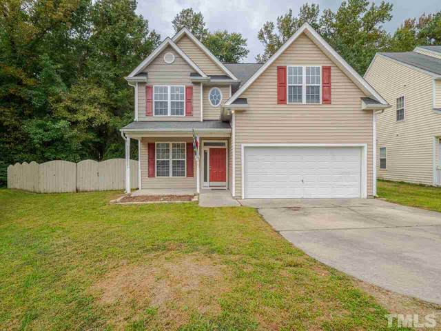 3222 Trassacks Drive, Raleigh, NC 27610 (#2345017) :: Triangle Top Choice Realty, LLC