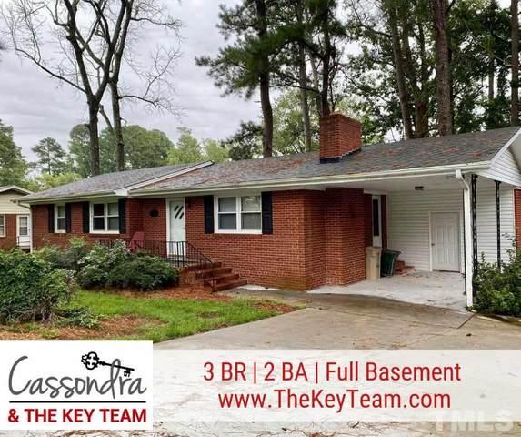 1403 Vandora Springs Road, Garner, NC 27529 (#2345021) :: M&J Realty Group