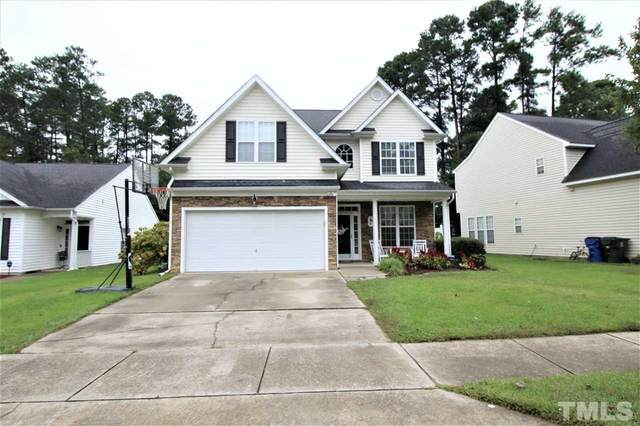 8225 Marshall Brae Drive, Raleigh, NC 27616 (#2345022) :: Triangle Just Listed