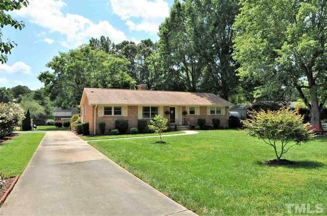 304 Collinwood Drive, Burlington, NC 27215 (#2345033) :: Saye Triangle Realty