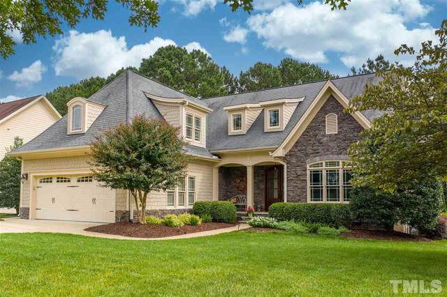 1216 Heritage Heights Lane, Wake Forest, NC 27587 (#2345041) :: The Rodney Carroll Team with Hometowne Realty