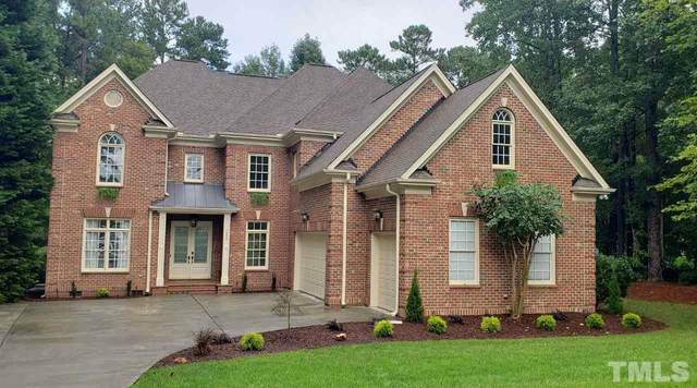 7224 New Forest Lane, Wake Forest, NC 27587 (#2345048) :: Marti Hampton Team brokered by eXp Realty