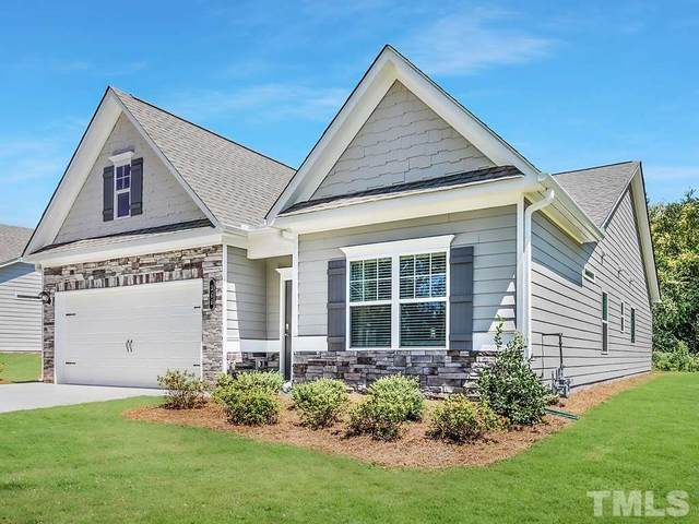 22 Coneflower Court Lot 5, Clayton, NC 27520 (#2345061) :: Marti Hampton Team brokered by eXp Realty