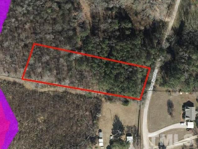 0 Super Sport Lane, Raleigh, NC 27603 (#2345072) :: Dogwood Properties