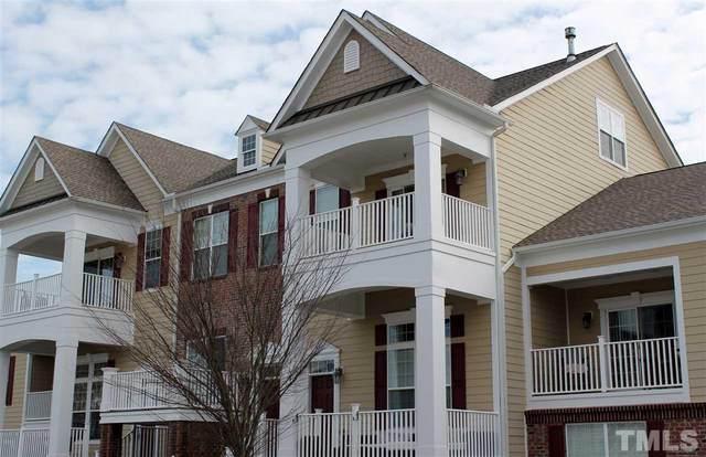 10321 Sablewood Drive #115, Raleigh, NC 27617 (#2345086) :: Marti Hampton Team brokered by eXp Realty