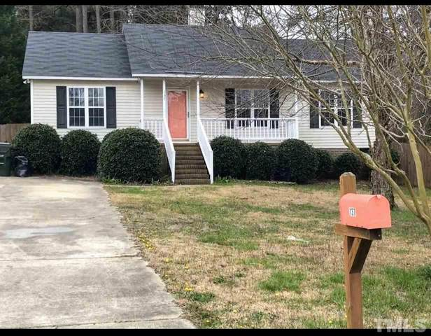 137 Gracie Lane, Clayton, NC 27520 (#2345098) :: Saye Triangle Realty