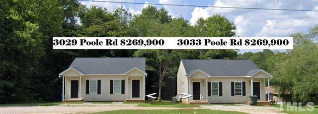 3033 Poole Road, Raleigh, NC 27610 (#2345110) :: Marti Hampton Team brokered by eXp Realty