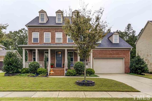 117 Feathercrest Lane, Apex, NC 27539 (#2345111) :: The Rodney Carroll Team with Hometowne Realty