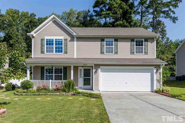 2225 Bayswater Drive, Creedmoor, NC 27522 (#2345126) :: Realty World Signature Properties