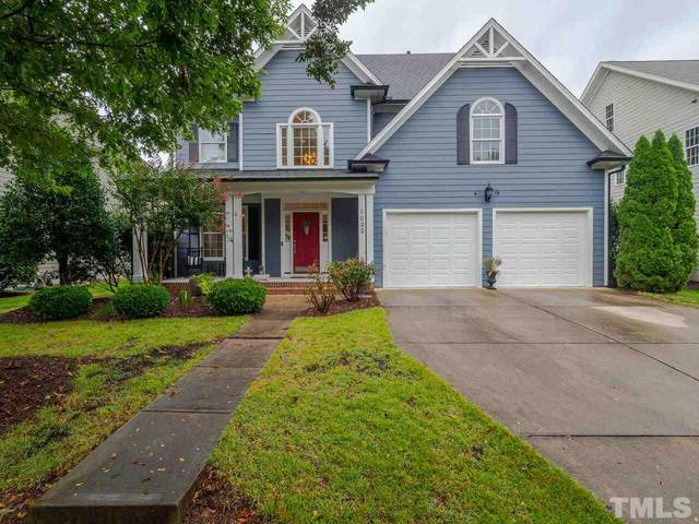 1032 Prairie Aster Court, Wake Forest, NC 27587 (#2345138) :: Marti Hampton Team brokered by eXp Realty