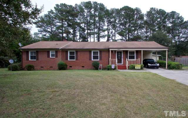 2807 Crestline Avenue, Raleigh, NC 27603 (#2345168) :: Marti Hampton Team brokered by eXp Realty