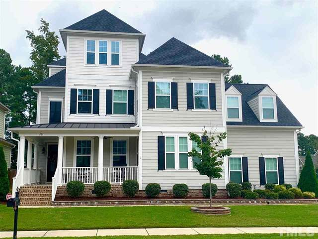 201 Echo Creek Place, Apex, NC 27539 (#2345170) :: Marti Hampton Team brokered by eXp Realty