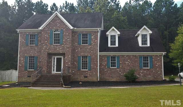 5800 Sun Kiss Court, Wendell, NC 27591 (#2345177) :: Marti Hampton Team brokered by eXp Realty