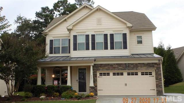 4201 Heritage View Trail, Wake Forest, NC 27587 (#2345178) :: Marti Hampton Team brokered by eXp Realty