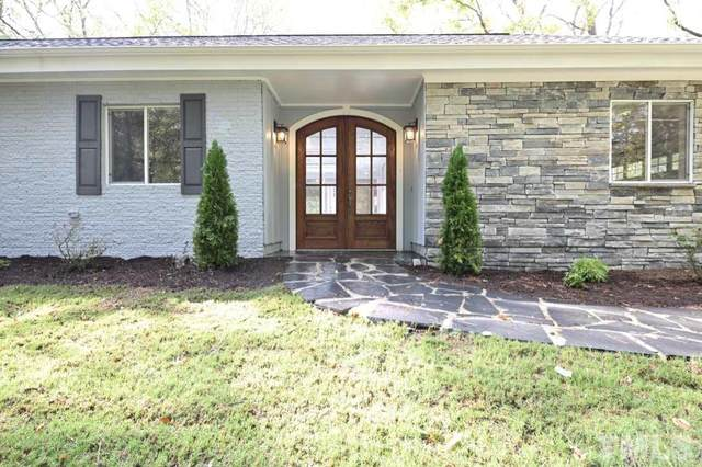 1707 Curtis Road, Chapel Hill, NC 27514 (#2345181) :: Raleigh Cary Realty