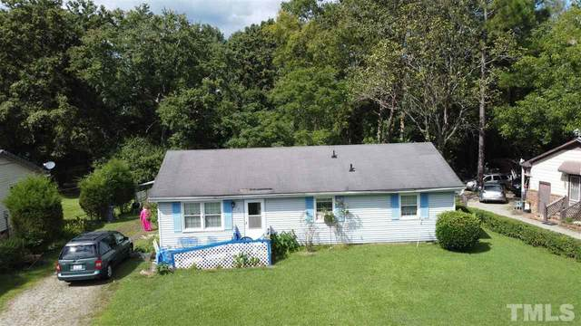 816 Lincoln Drive, Rocky Mount, NC 27803 (#2345191) :: Marti Hampton Team brokered by eXp Realty