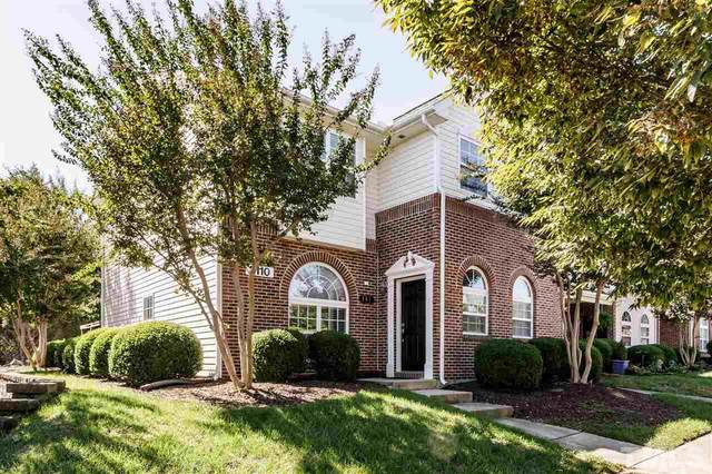 2110 Piney Brook Road #101, Raleigh, NC 27614 (#2345199) :: Dogwood Properties