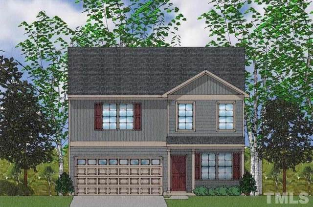 748 Rolling Creek Circle, Clayton, NC 27520 (#2345228) :: The Rodney Carroll Team with Hometowne Realty
