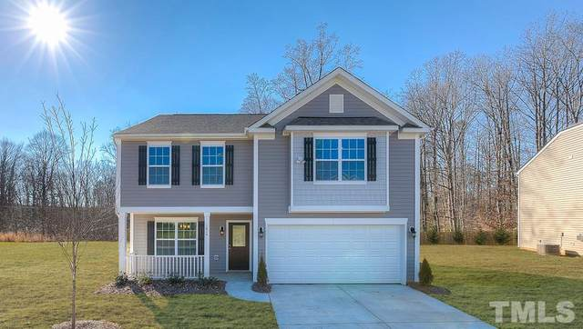 141 Weatherstone Lane, Zebulon, NC 27597 (MLS #2345240) :: On Point Realty