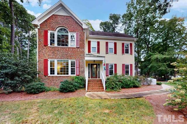 210 Kettlebridge Drive, Cary, NC 27511 (#2345274) :: Raleigh Cary Realty