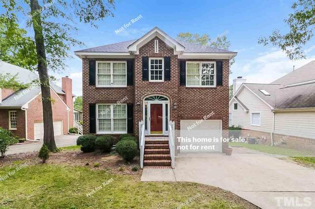 5021 Harbour Towne Drive, Raleigh, NC 27604 (#2345276) :: Marti Hampton Team brokered by eXp Realty