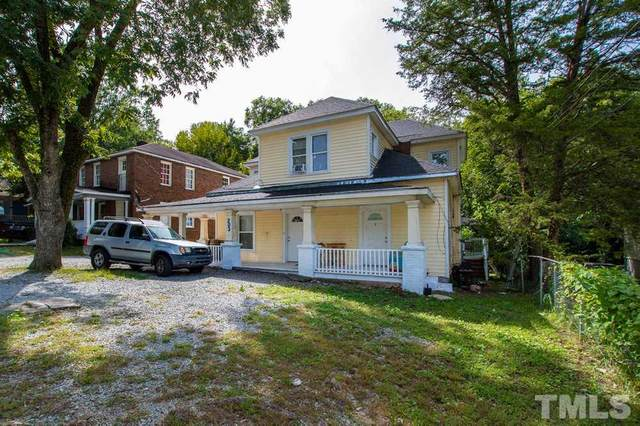 203 N Guthrie Avenue, Durham, NC 27703 (#2345283) :: The Rodney Carroll Team with Hometowne Realty