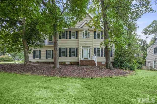 101 Atterbury Lane, Cary, NC 27518 (#2345298) :: Raleigh Cary Realty