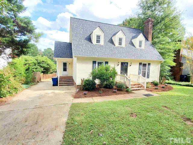 2120 Quail Ridge Road, Raleigh, NC 27609 (#2345318) :: Realty World Signature Properties