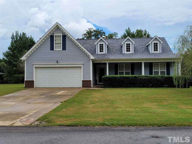 409 Collinsworth Drive, Clayton, NC 27527 (#2345321) :: The Rodney Carroll Team with Hometowne Realty