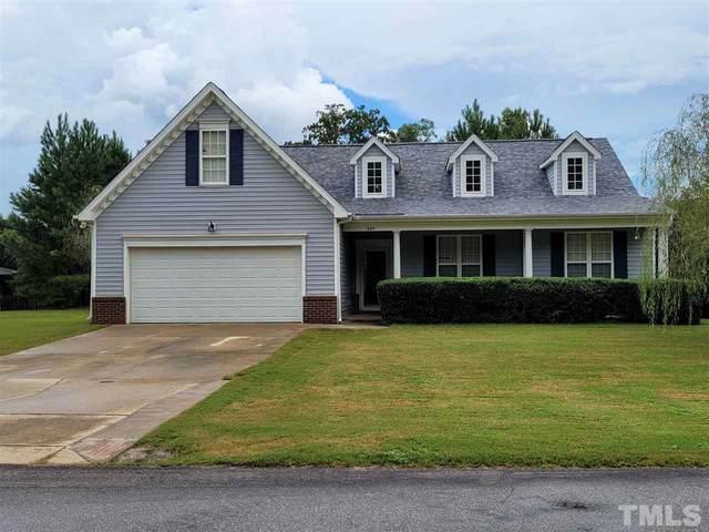409 Collinsworth Drive, Clayton, NC 27527 (#2345321) :: Team Ruby Henderson