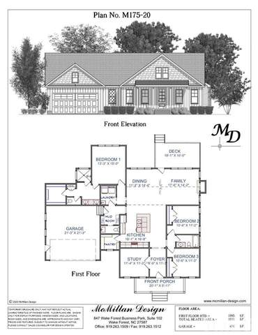 822 Cooke Road, Louisburg, NC 27549 (#2345326) :: The Rodney Carroll Team with Hometowne Realty