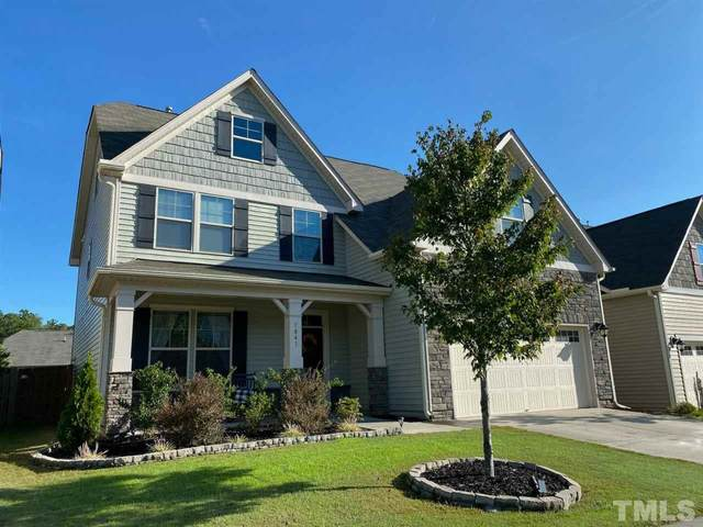 1041 Laredo Lane, Durham, NC 27703 (#2345348) :: Marti Hampton Team brokered by eXp Realty