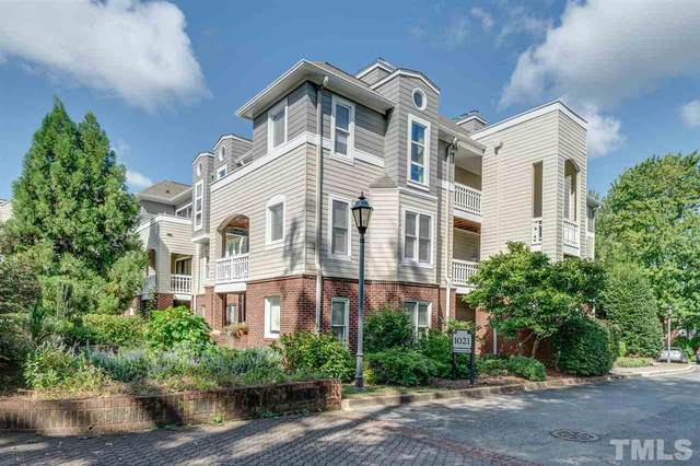1021 Brighthurst Drive #101, Raleigh, NC 27605 (#2345370) :: Saye Triangle Realty