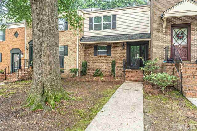 6457 New Market Way #6457, Raleigh, NC 27615 (#2345372) :: Rachel Kendall Team