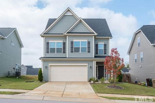 64 Balsam Fir Place, Clayton, NC 27520 (#2345387) :: Realty World Signature Properties