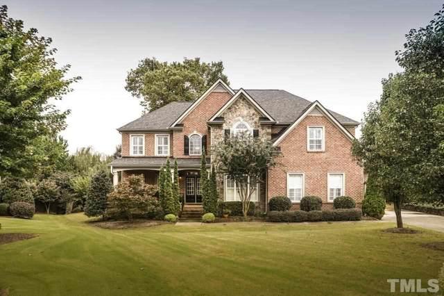 106 Tamarak Wood Court, Cary, NC 27519 (#2345406) :: Dogwood Properties