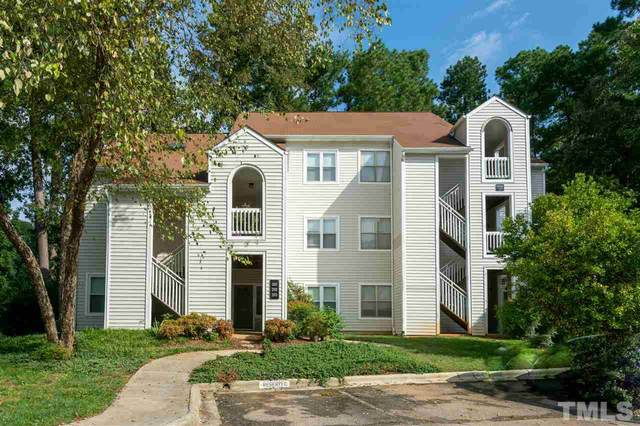 6010 Winterpointe Lane #102, Raleigh, NC 27606 (#2345430) :: Marti Hampton Team brokered by eXp Realty