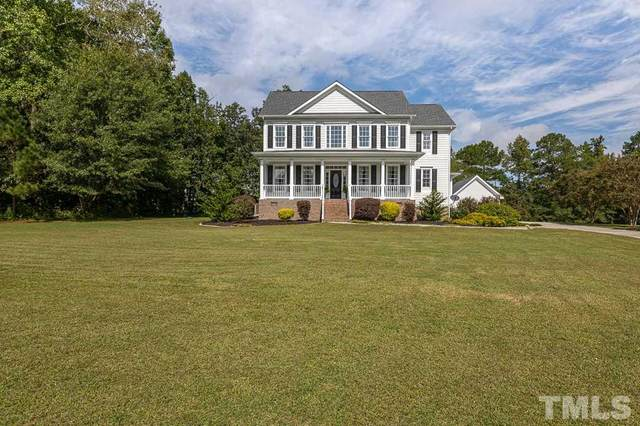 5937 Two Pines Trail, Wake Forest, NC 27587 (#2345458) :: Triangle Top Choice Realty, LLC