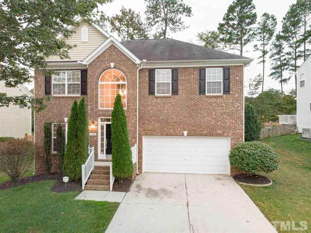 1109 Chamberwell Avenue, Wake Forest, NC 27587 (#2345524) :: Bright Ideas Realty