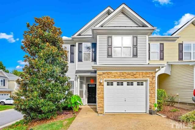 2503 Bryarton Village Way, Raleigh, NC 27606 (#2345562) :: Dogwood Properties