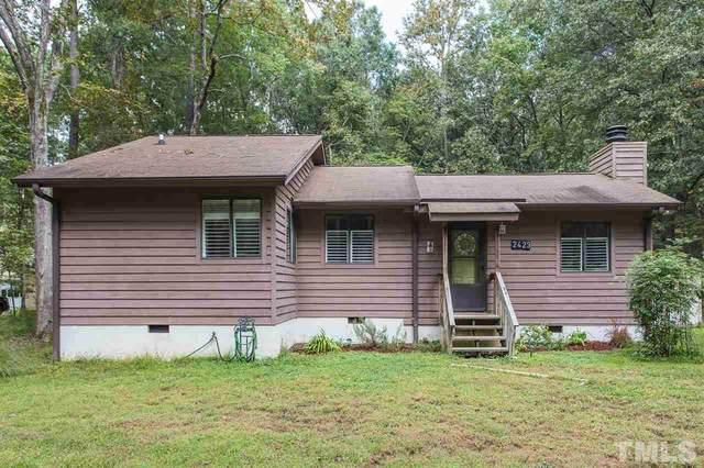 2423 Overland Passage, Chapel Hill, NC 27516 (#2345563) :: Saye Triangle Realty